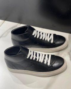 Boot sneakers black