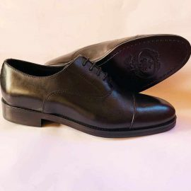 Hand stitched Oxford