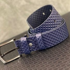 Diamond Pattern Design Belt